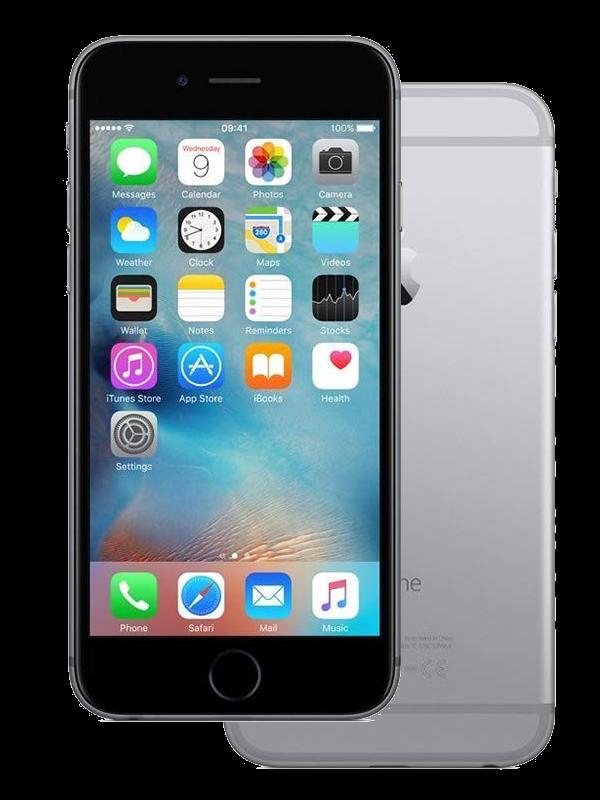 iPhone 6s Black ricondizionato rktech.it