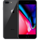 iPhone 8 Plus Black RK Teh